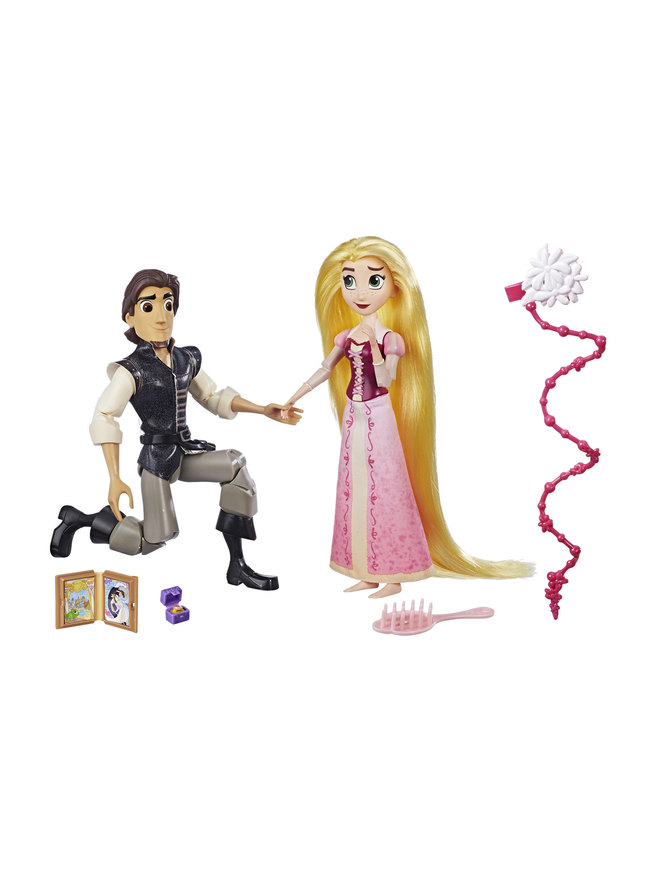 Tangled the Series Royal Proposal