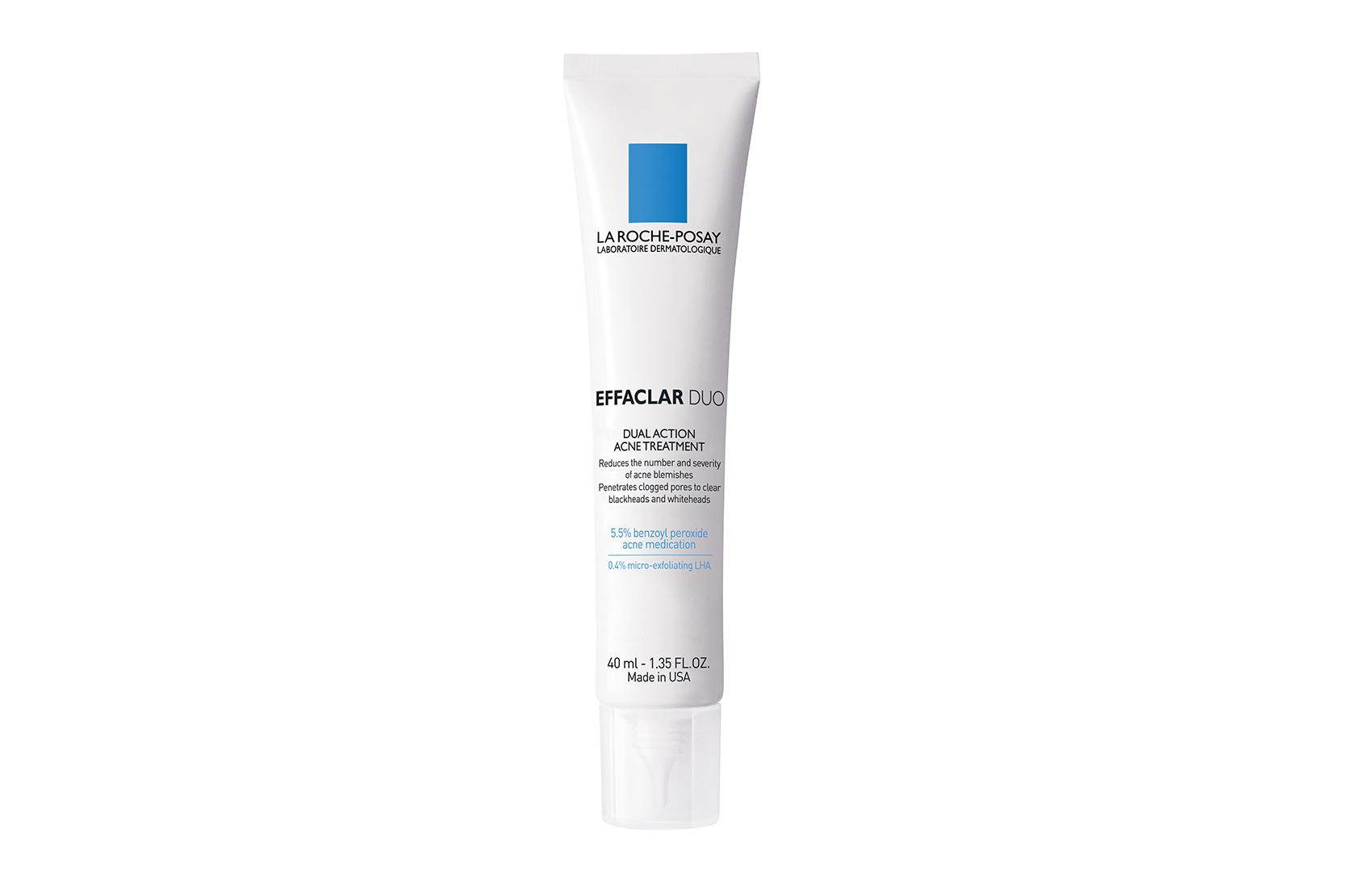 La Roche Posay Effaclar Duo Dual Action Acne Treatement