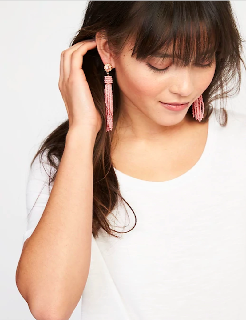 blush-tassel-earrings