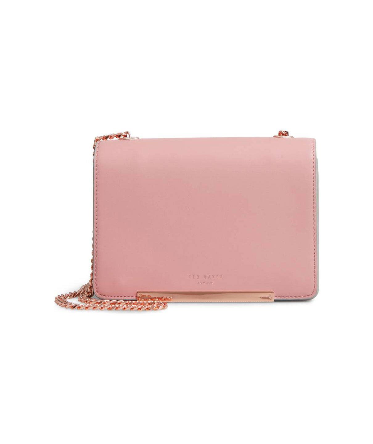 Ted Baker Earie Leather Crossbody Bag