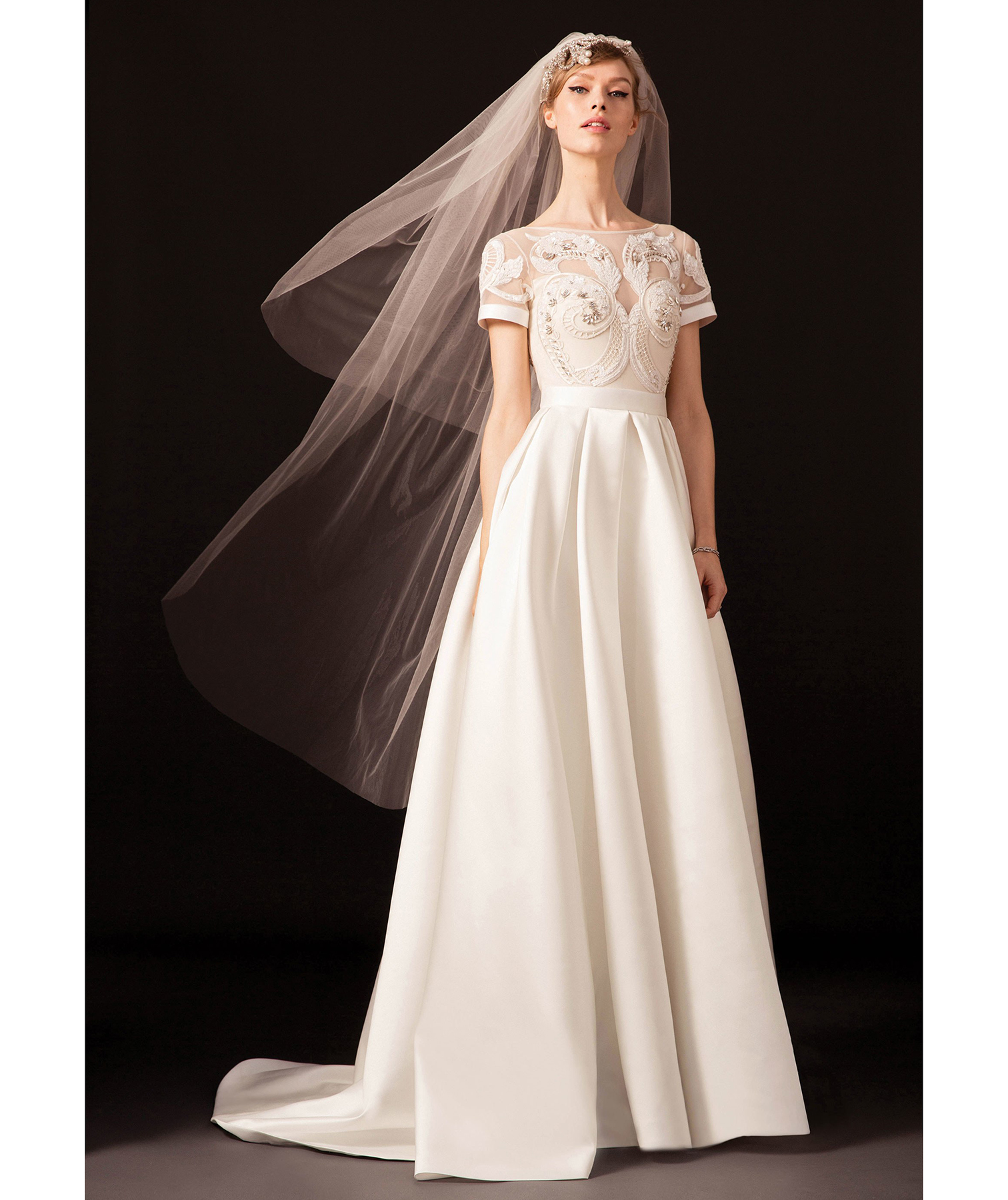 The Top Bridal Gown Trends This Spring