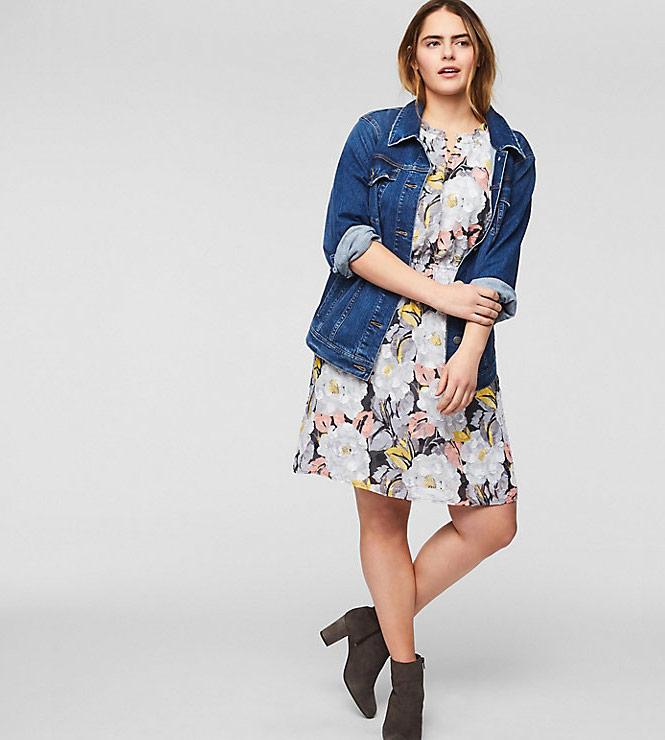 Loft Launches Super Affordable Plus Size Collection See