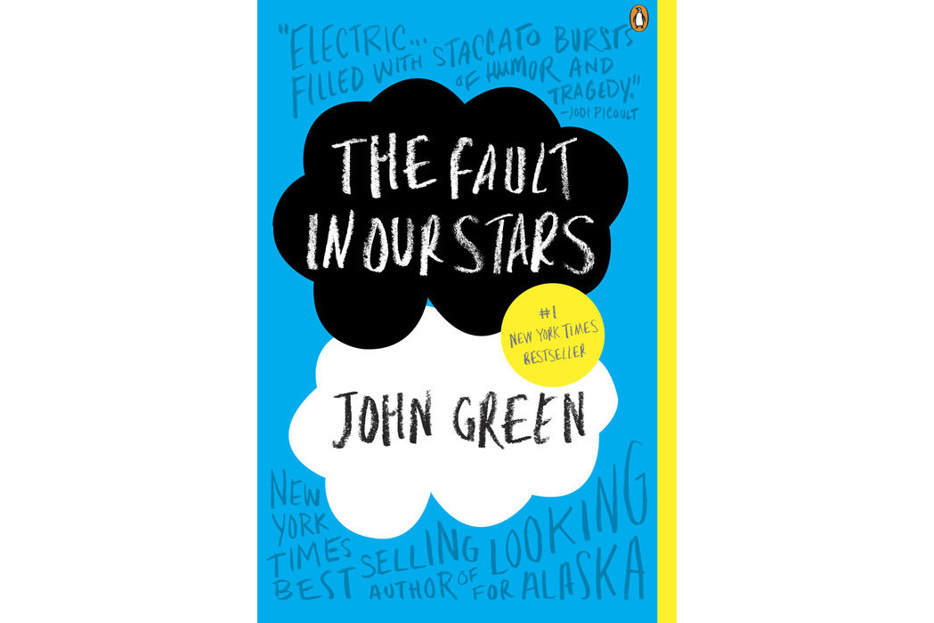 The Fault in Our Stars, by John Green (SAD BOOKS)