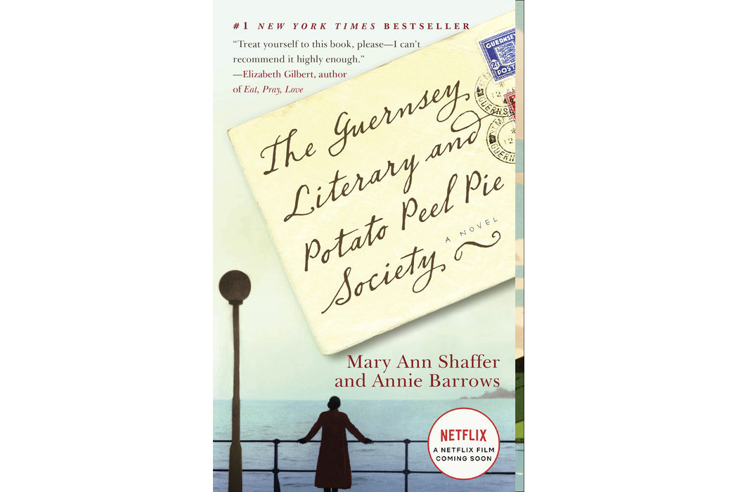 The Guernsey Literary and Potato Peel Pie Society, by Mary Ann Shaffer (Green Gables Books)