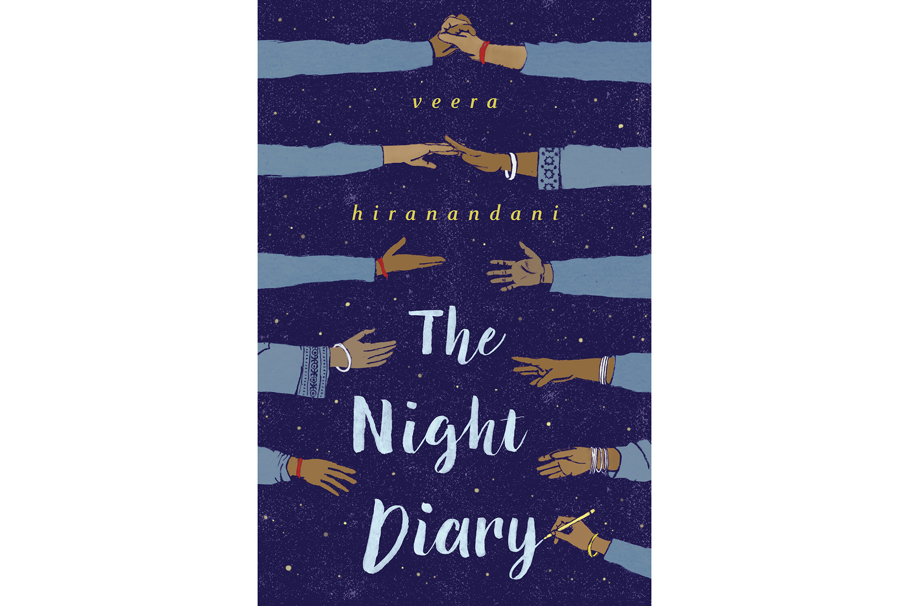 The Night Diary, by Veera Hiranandani book cover