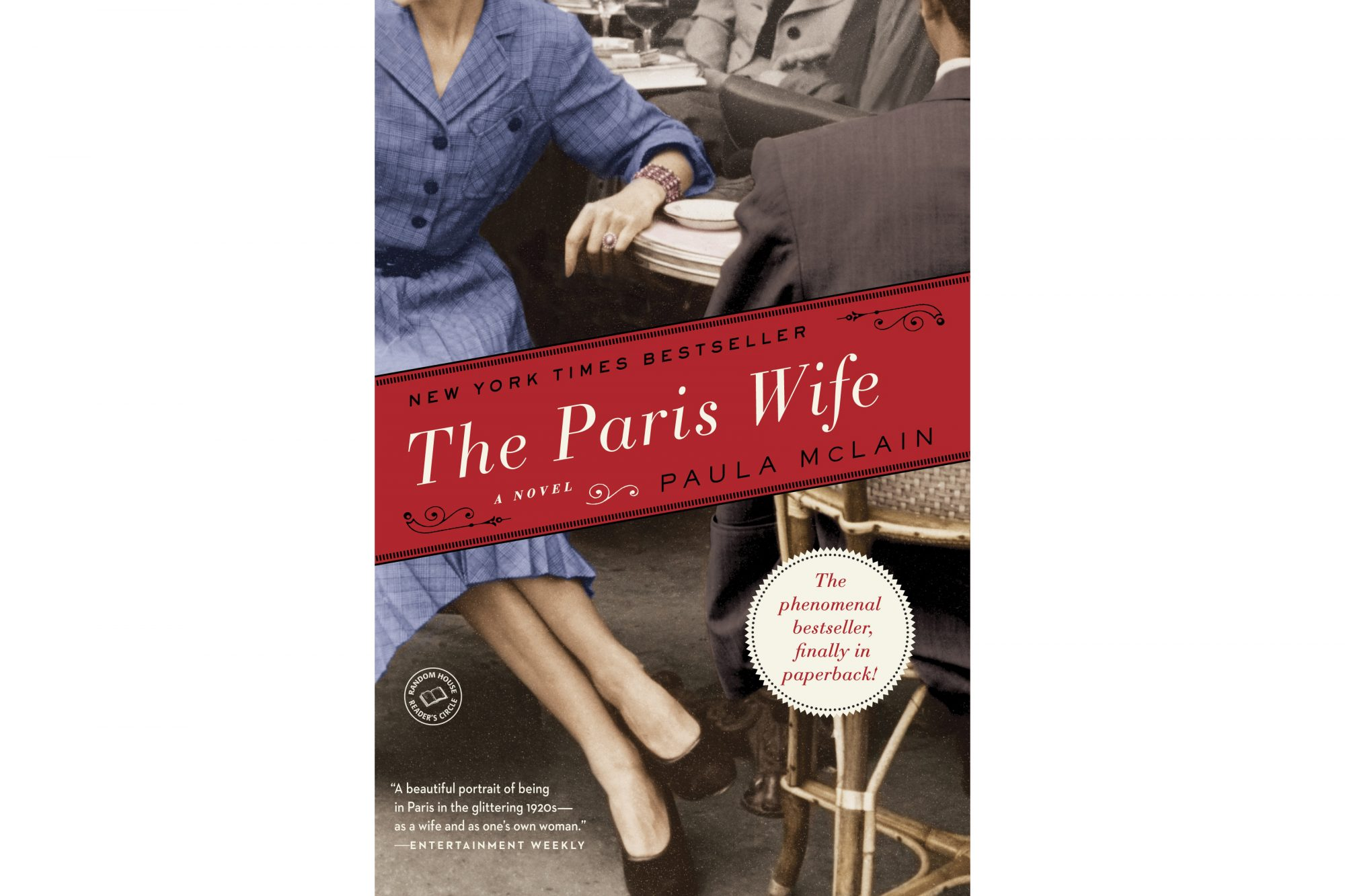 The Paris Wife by Paula McClain (Books to read sooner)