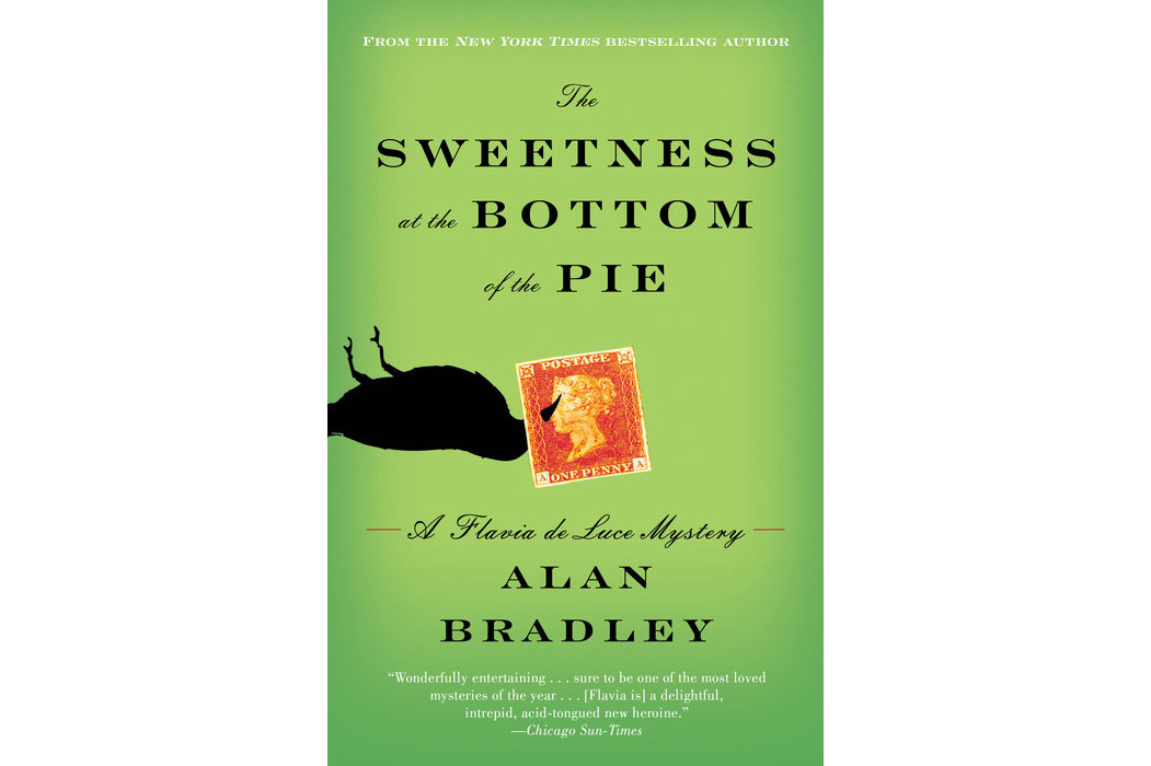 The Sweetness at the Bottom of the Pie, by Alan Bradley (Green Gables Books)