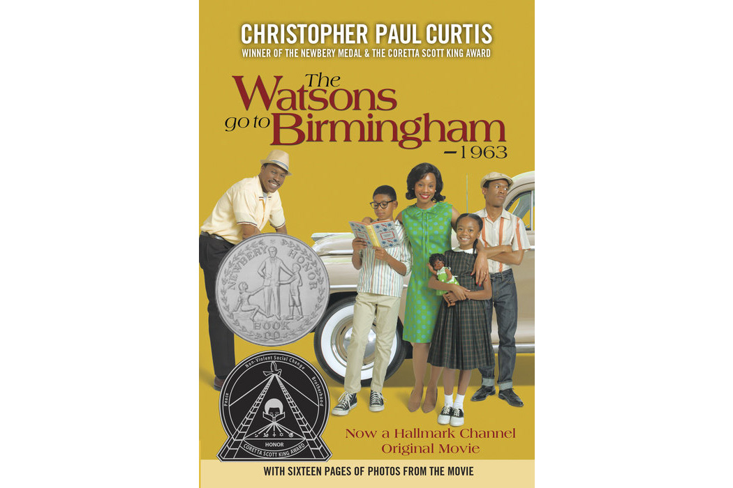 The Watsons Go to Birmingham - 1963, by Christopher Paul Curtis (HIGH SCHOOL BOOKS)