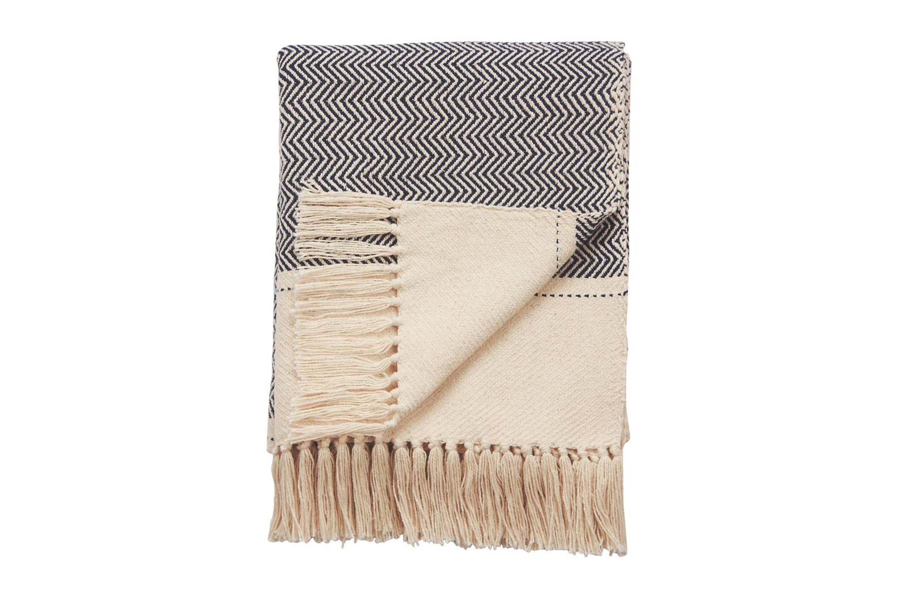 Spirit Hand Loomed Throw Blanket