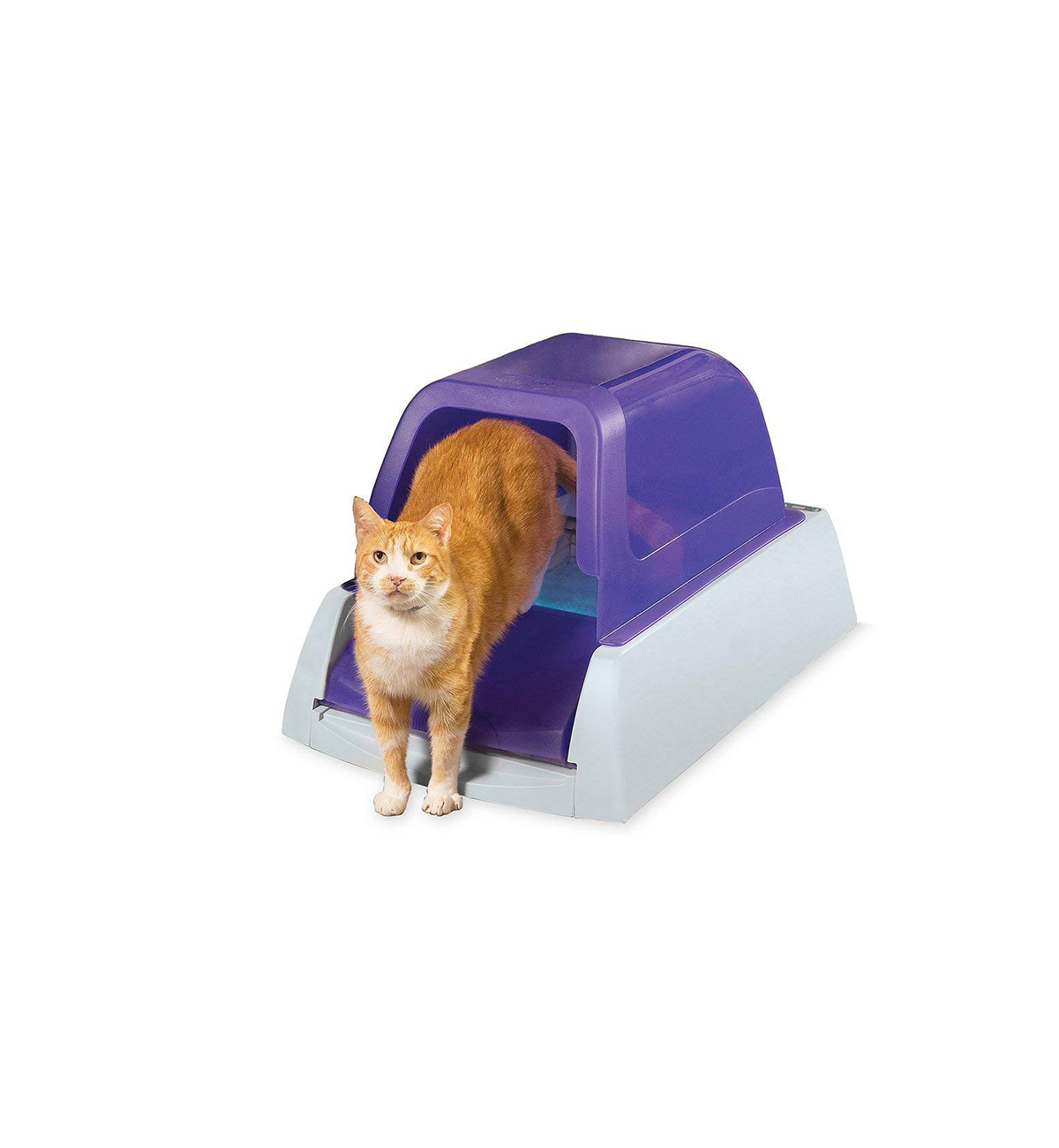 Time Saving Gadget, Self-Cleaning Litter Box