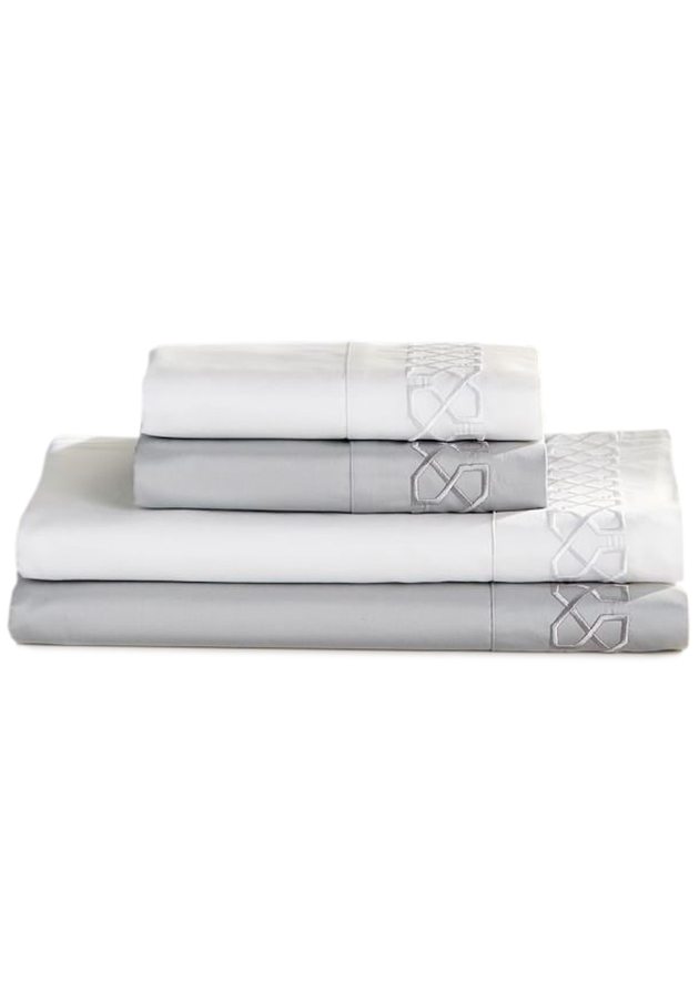 Tonal Avery Organic Sateen Sheet Set