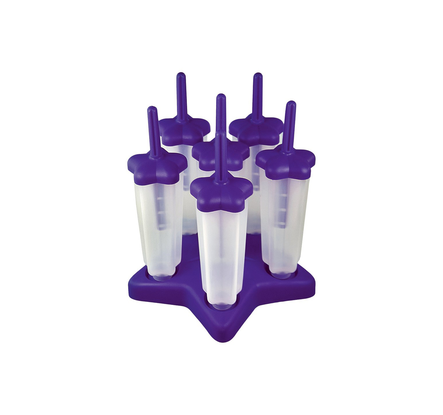 Tovolo Star Popsicle Molds