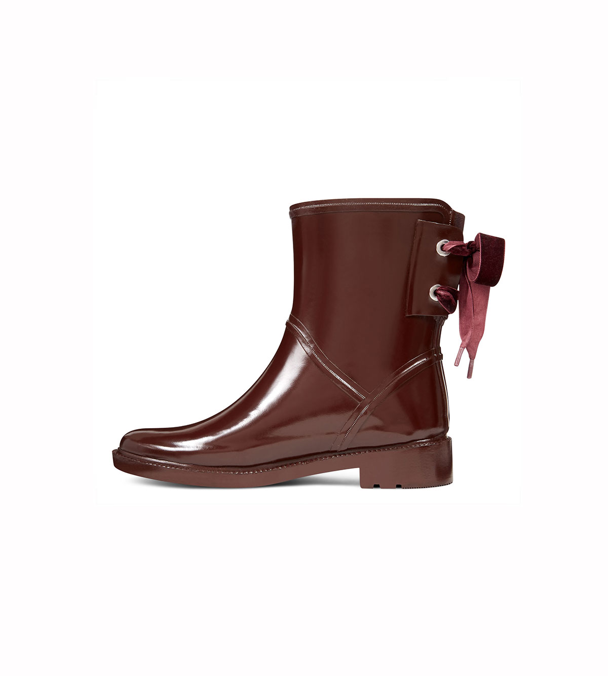 Trench Rain Boots