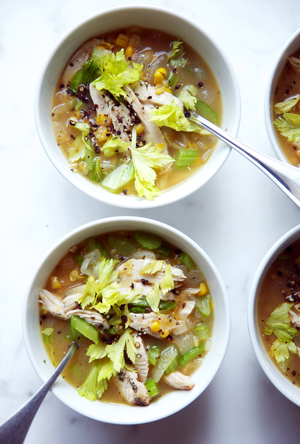 Leftover-Turkey Chowder