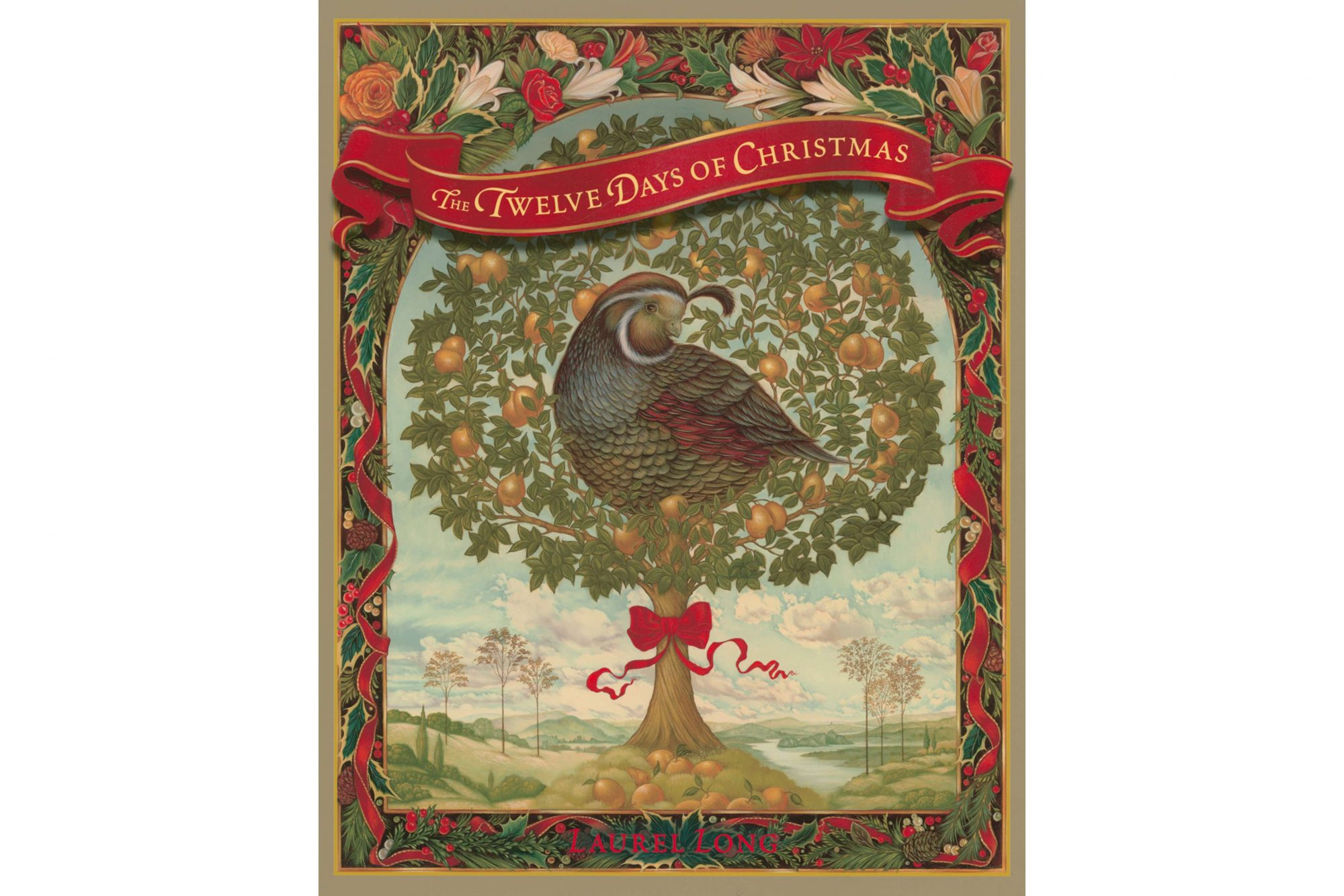 The Twelve Days of Christmas, by Laurel Long