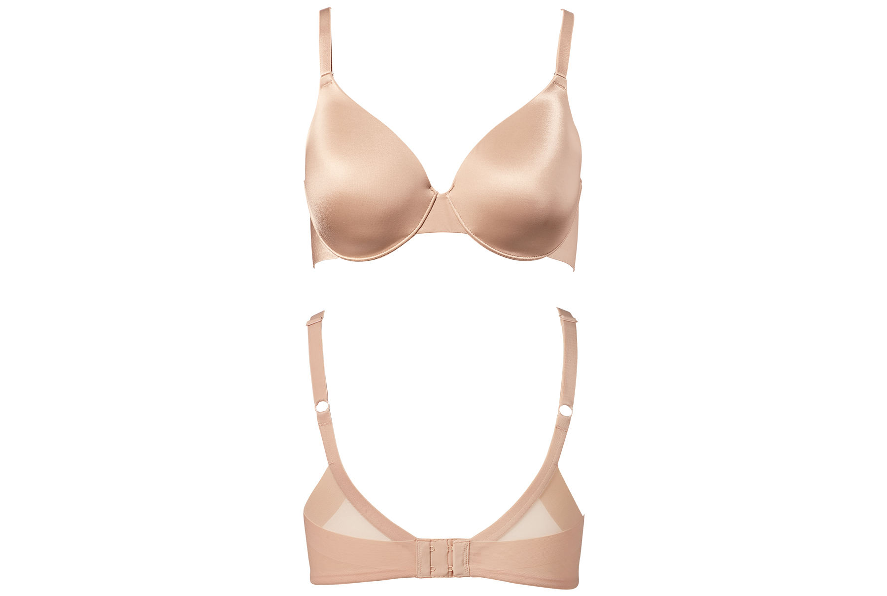 Ultimate Side Smoother Seamless Underwire T-Shirt Bra