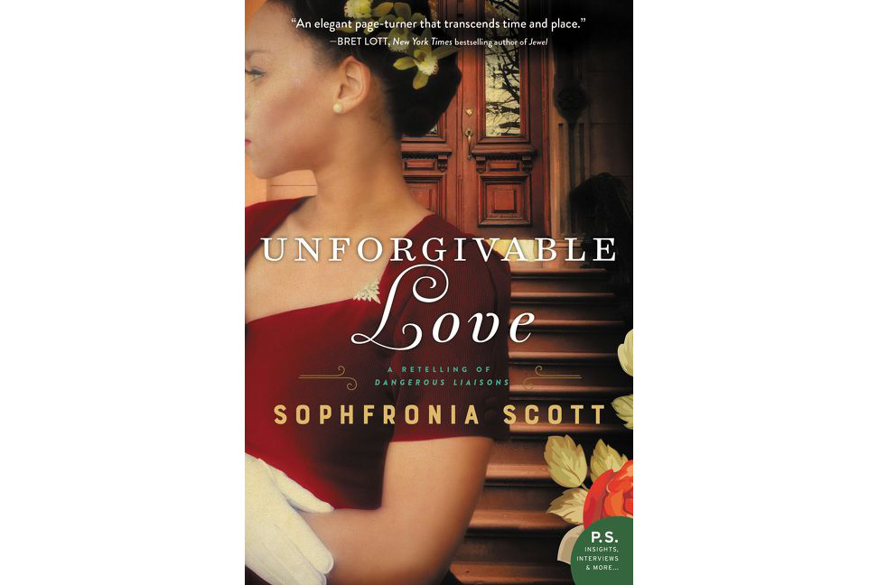 Unforgivable Love, by Sophronia Scott