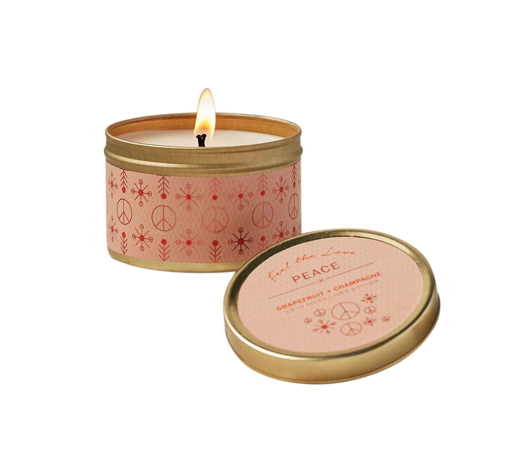 Urban Outfitters Scents Of The Season Tin Candle