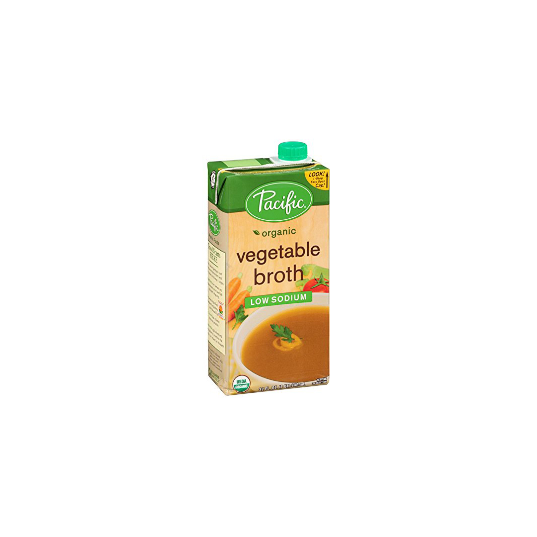 Vegetable or Chicken Stock