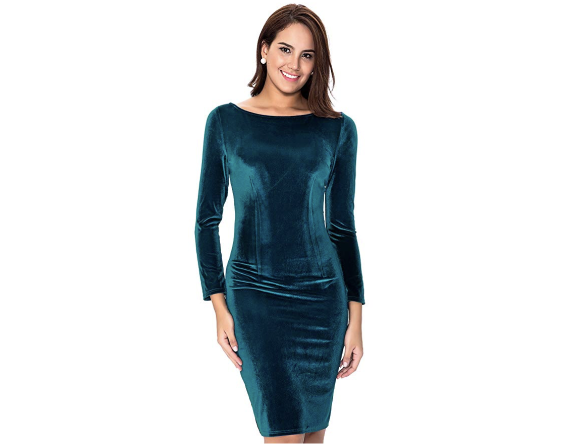 c3f14fc383c Holiday Dresses To Buy On Amazon - Holiday Party Cocktail Dresses ...