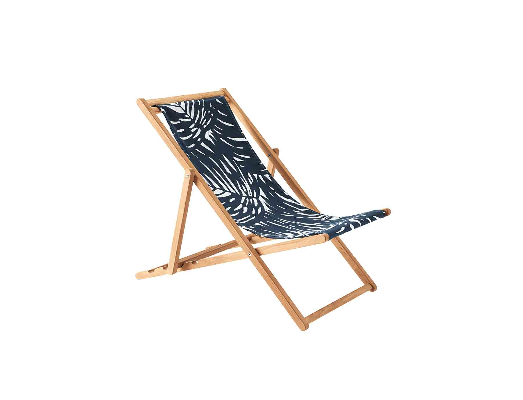 Graphic Print Deck Chair (0718HOM)