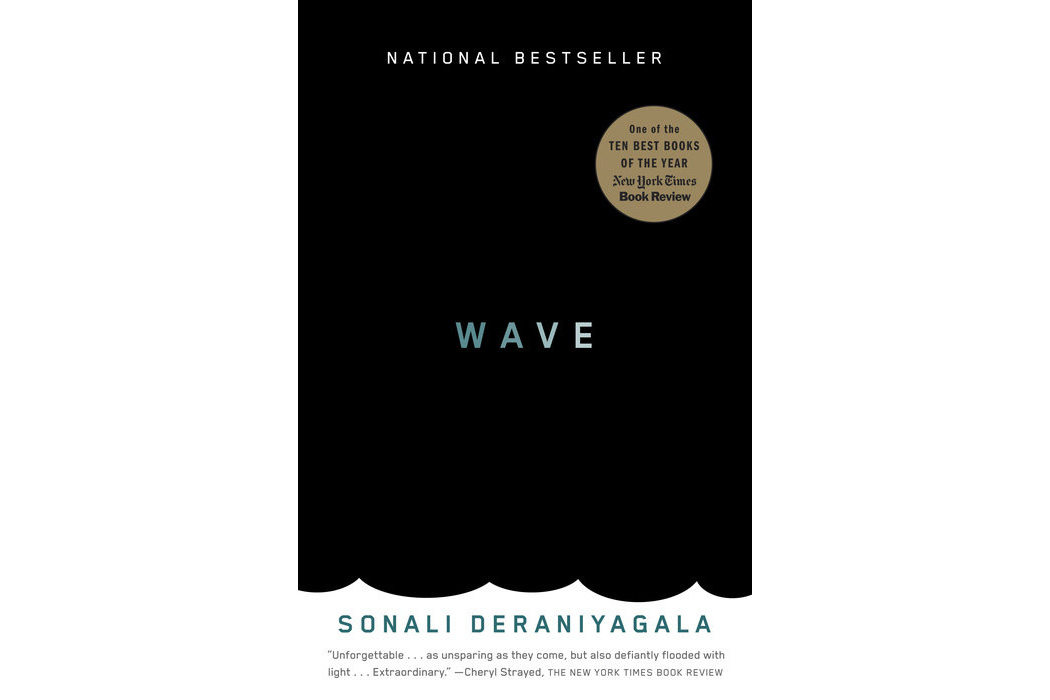 Wave, by Sonali Deraniyagala (SAD BOOKS)