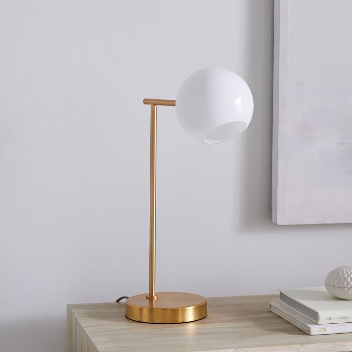 West Elm Lamp