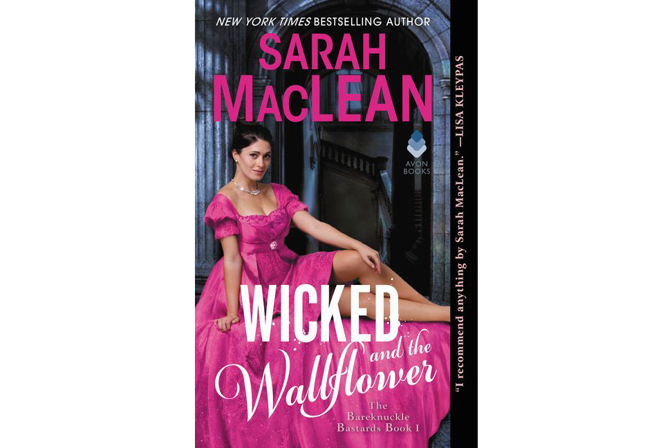 Wicked and the Wallflower, by Sarah MacLean
