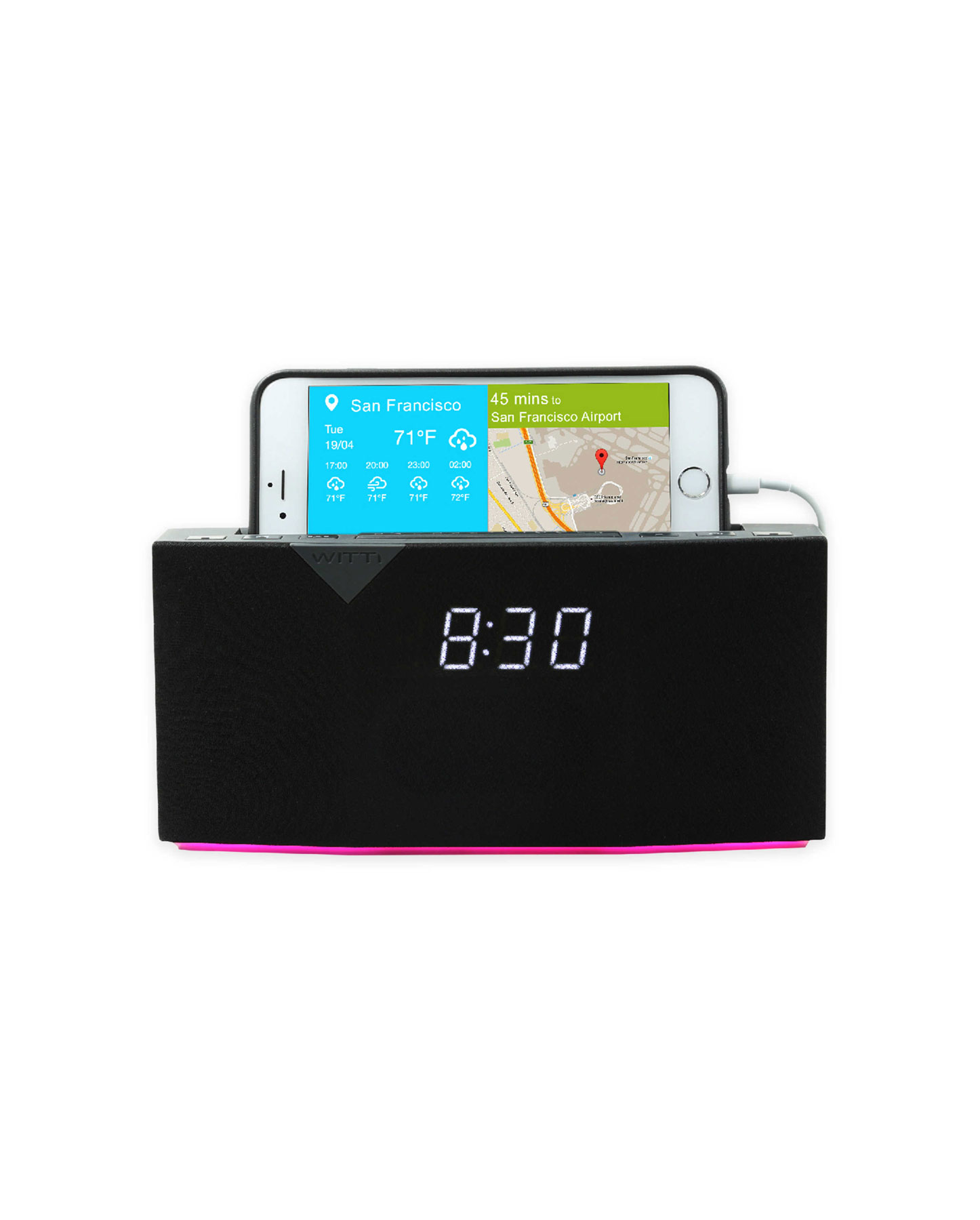 Cool Alarm Clocks That Arent Annoying At All Real Simple