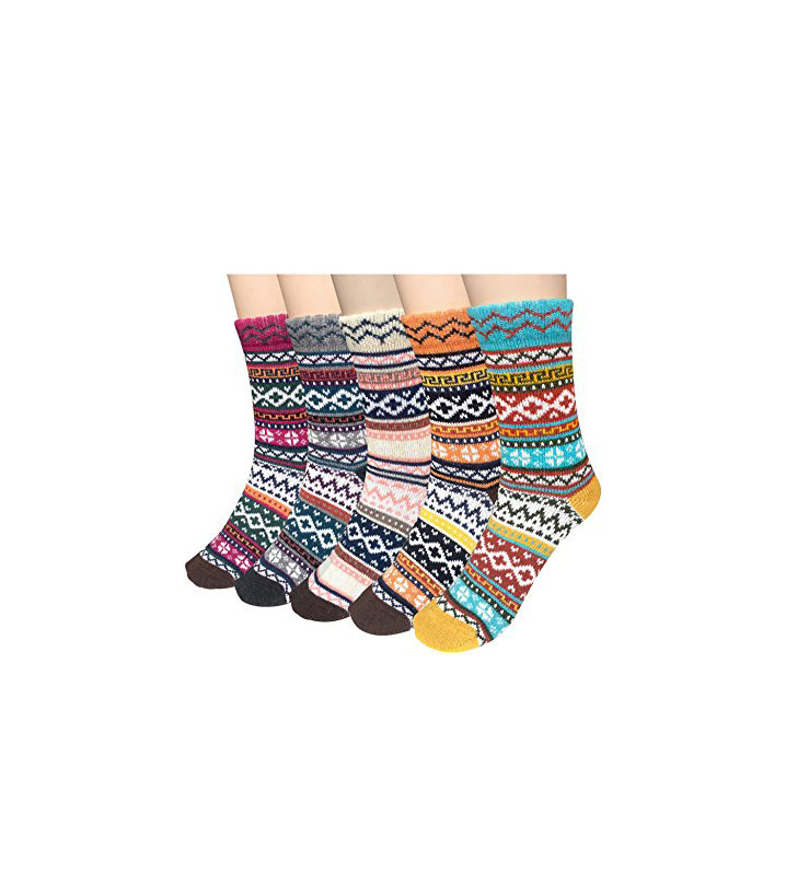 Women's Cold Weather Socks