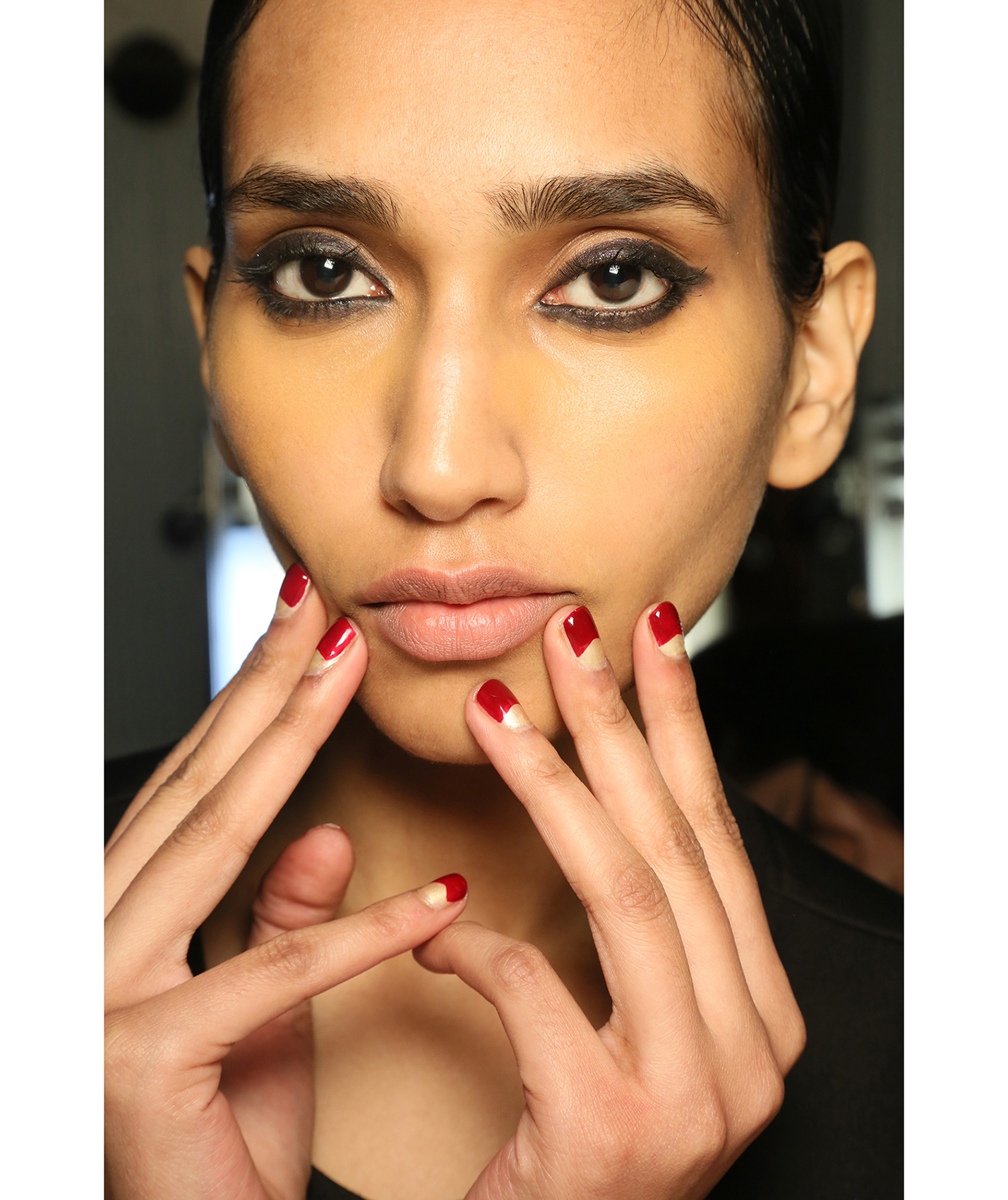Sachin & Babi Fall/Winter 2017 nails