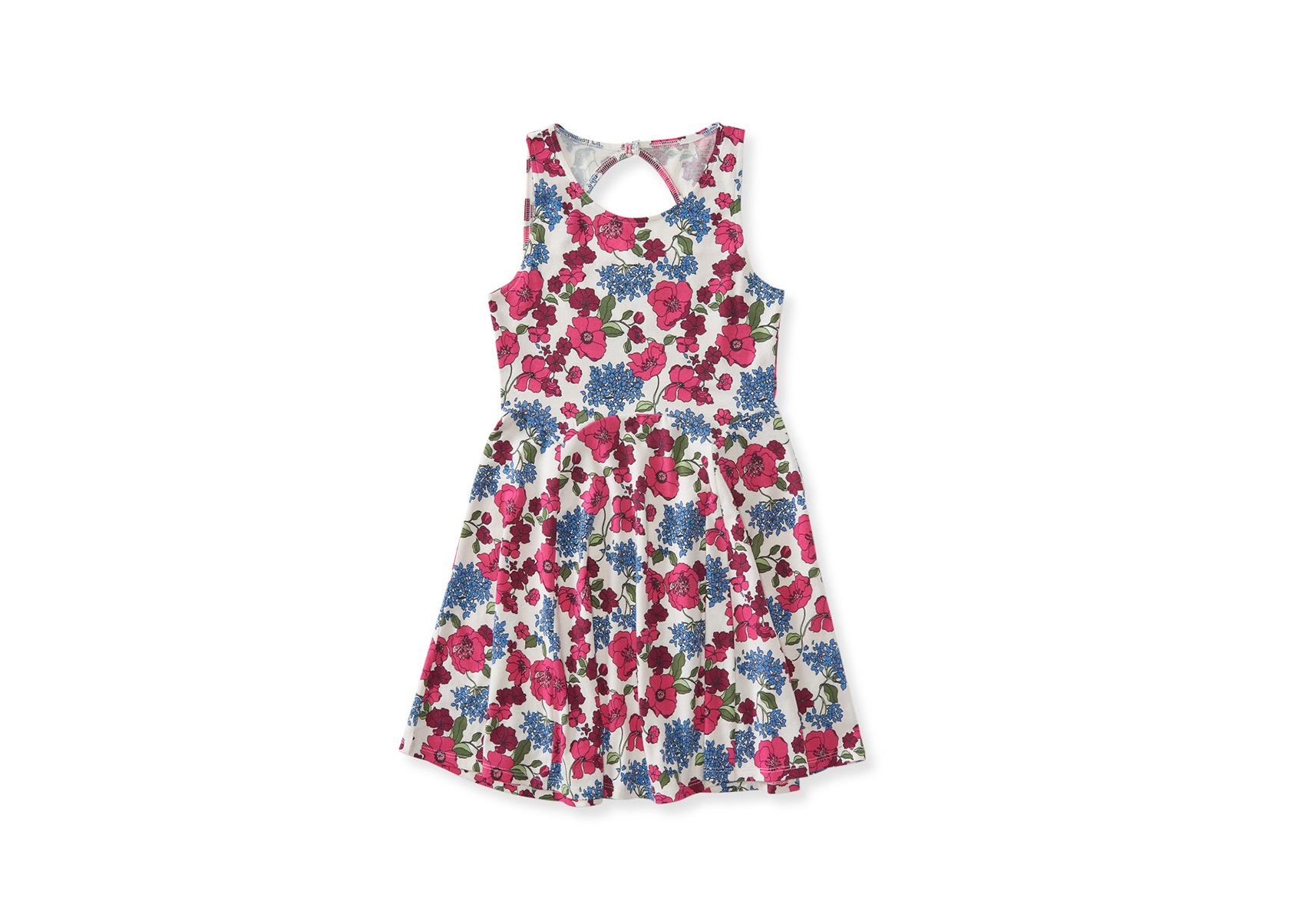 Aeropostale Kids' Floral Godet Skater Dress