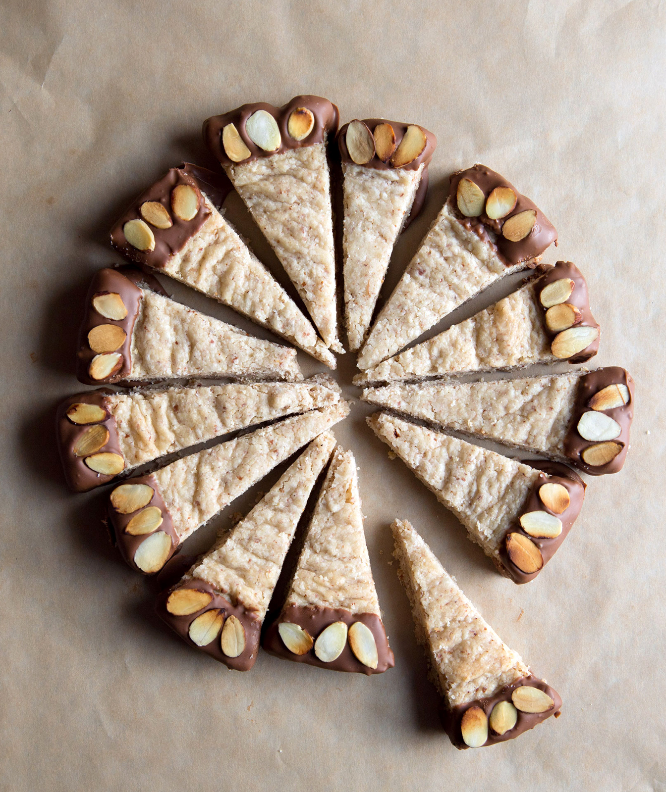 almond-shortbread-chocolate-bunnies