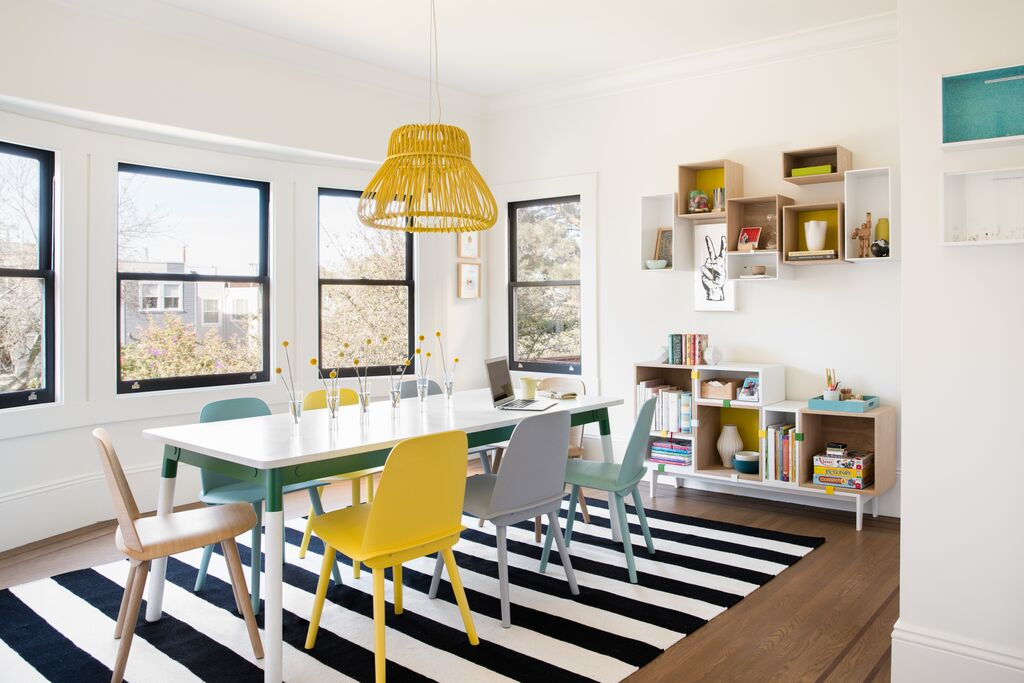 The Best Interior Design Secrets Real Simple - Black-and-white-interior-by-tom-atwoo