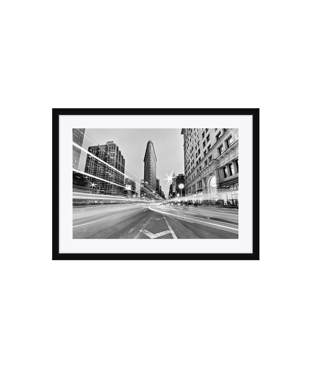 Framed New York City Photography Print
