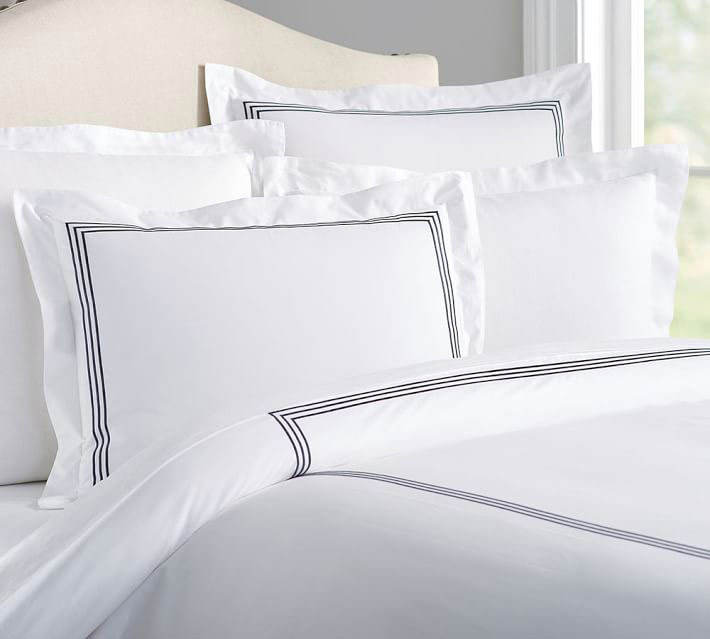 Refresh Your Bed for 2018 With Pottery Barn's Big Sale