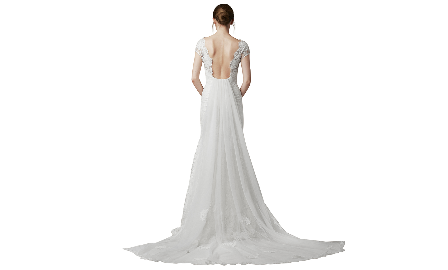 Lela Rose bridal gown