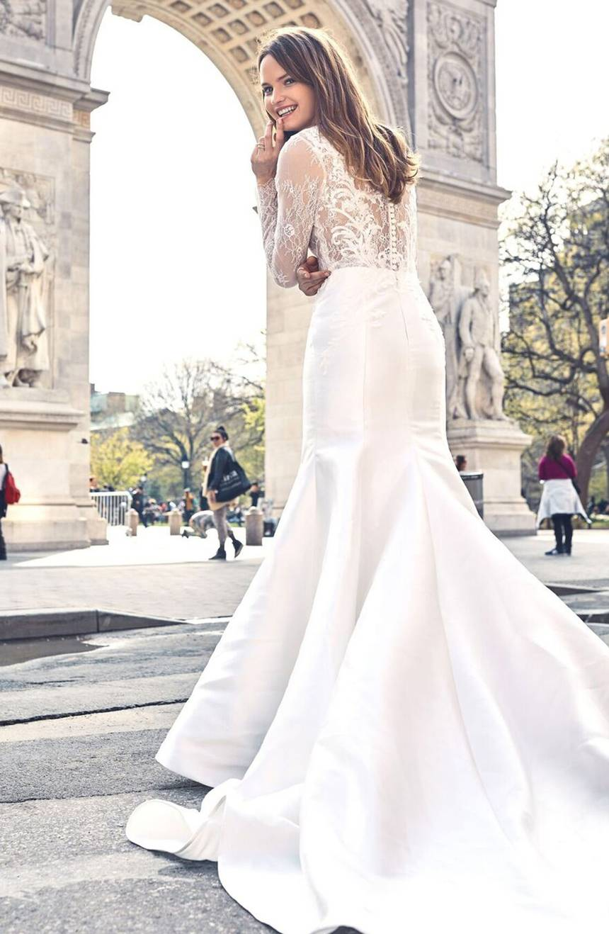 Top Wedding Dress Trends 2018, According to Pinterest | Real Simple