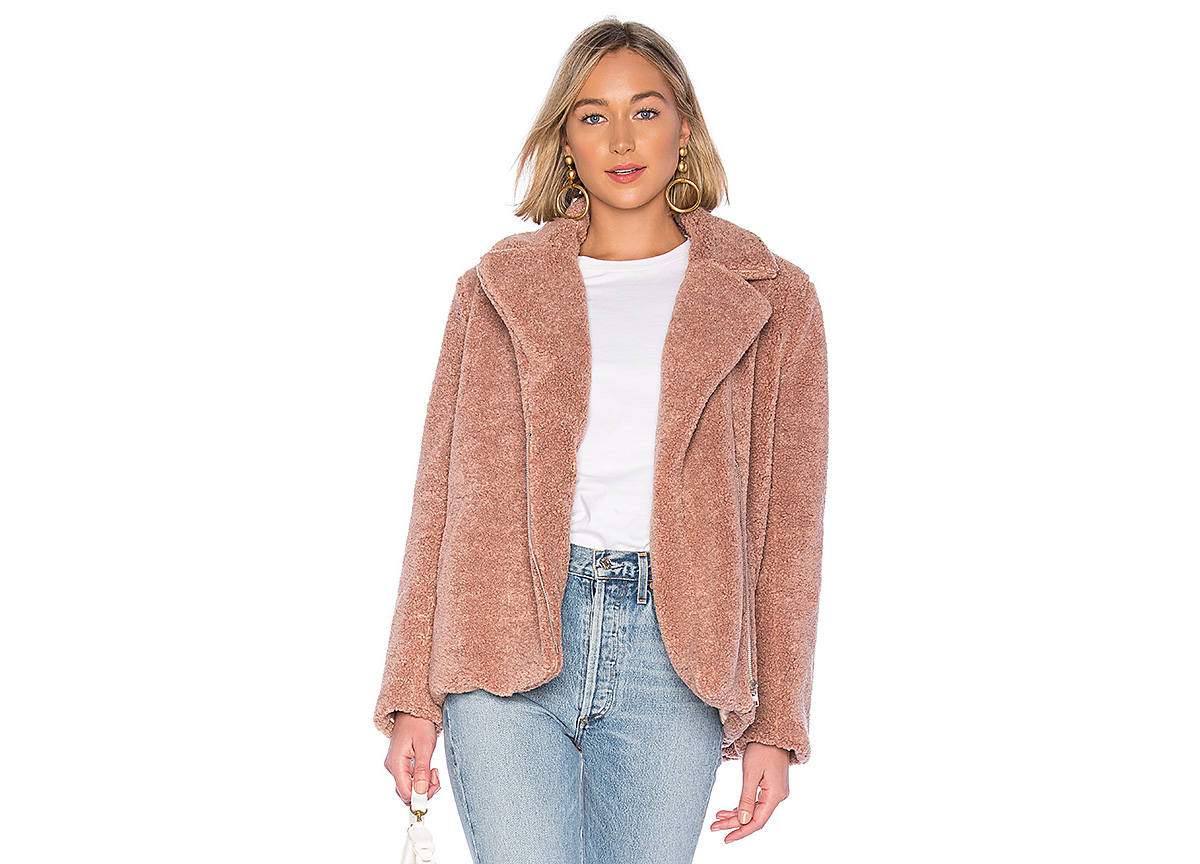 4751d5b0425 The Prettiest Teddy Bear Coats to Keep You Warm and Cozy