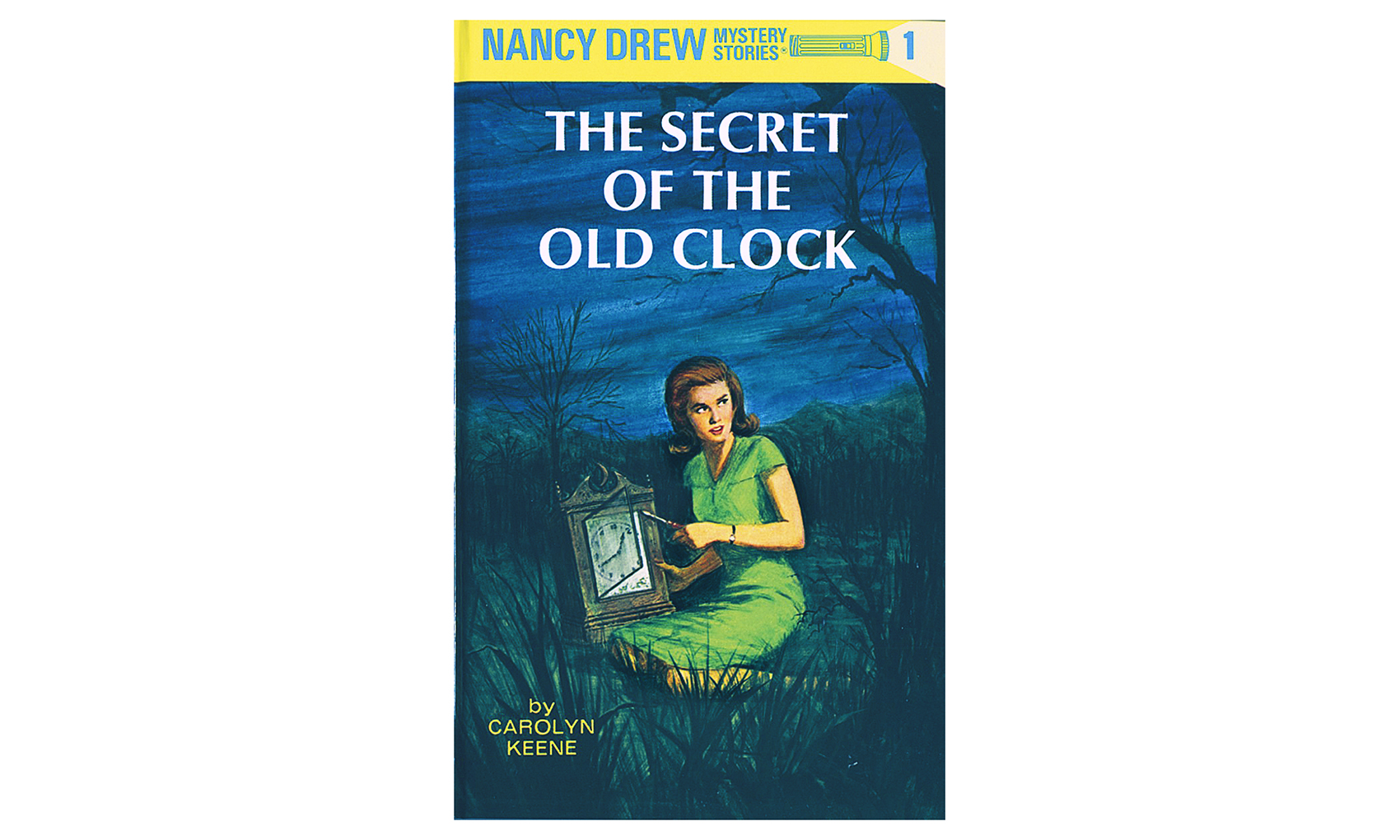 Nancy Drew Secret of the Old Clock