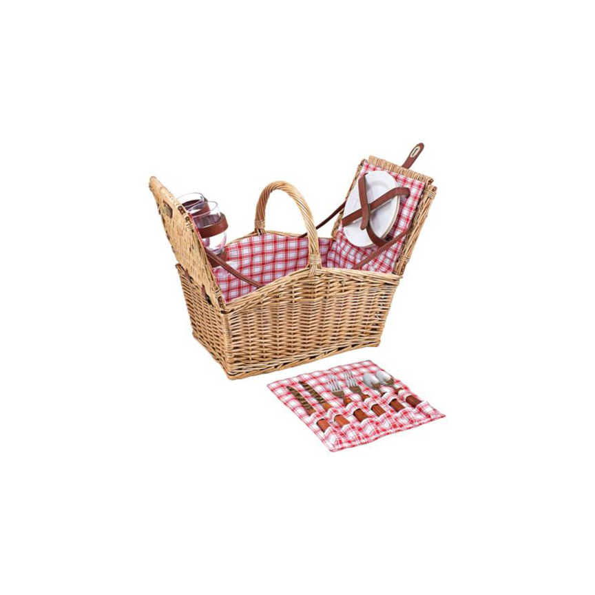 picnic time piccadilly picnic basket for two