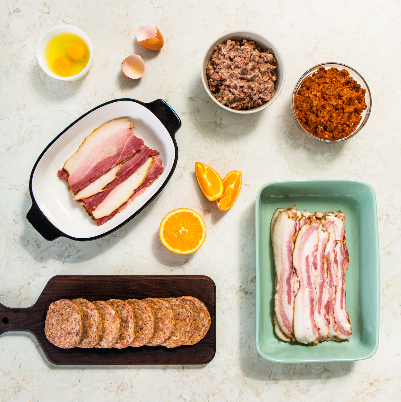 Porter Road Breakfast Box (Wedding Gifts for Parents)