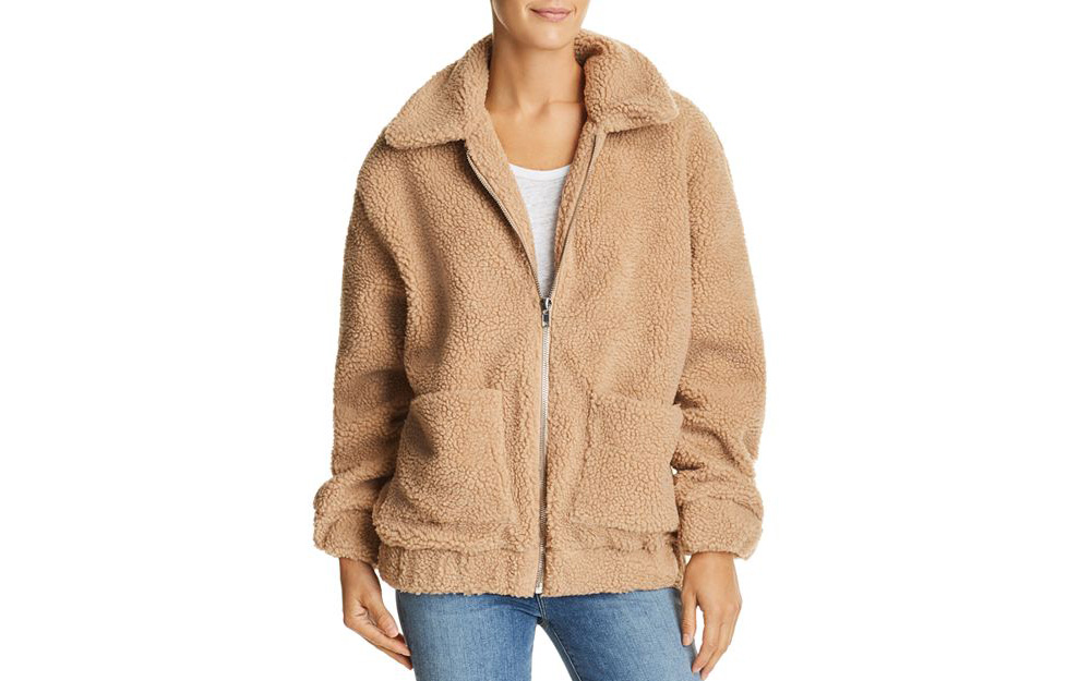 5d057d592 The Prettiest Teddy Bear Coats to Keep You Warm and Cozy   Real Simple