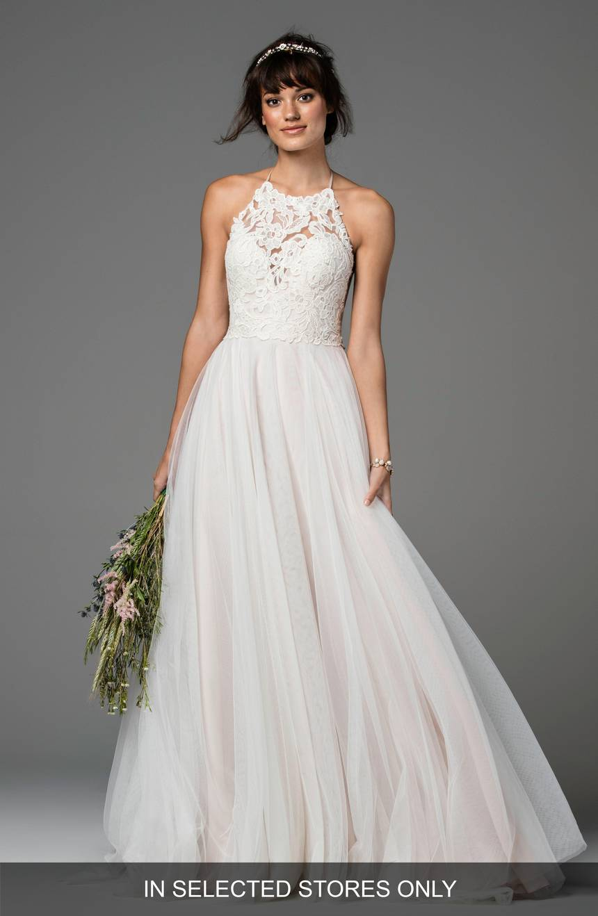 Pinterest Wedding Dresses.Top Wedding Dress Trends 2018 According To Pinterest Real Simple