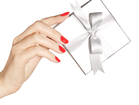 Glamsquad Gift Card (Wedding Gifts for Parents)