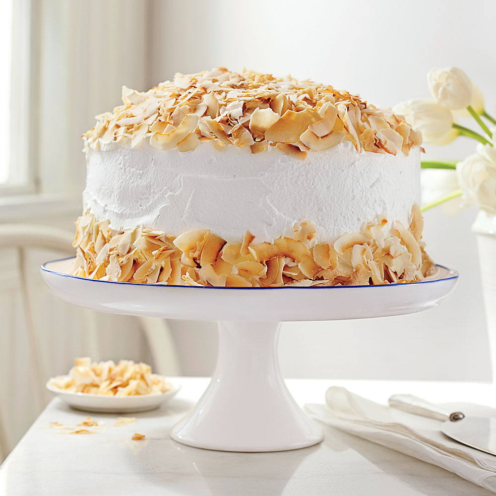 Fluffy Coconut Frosting