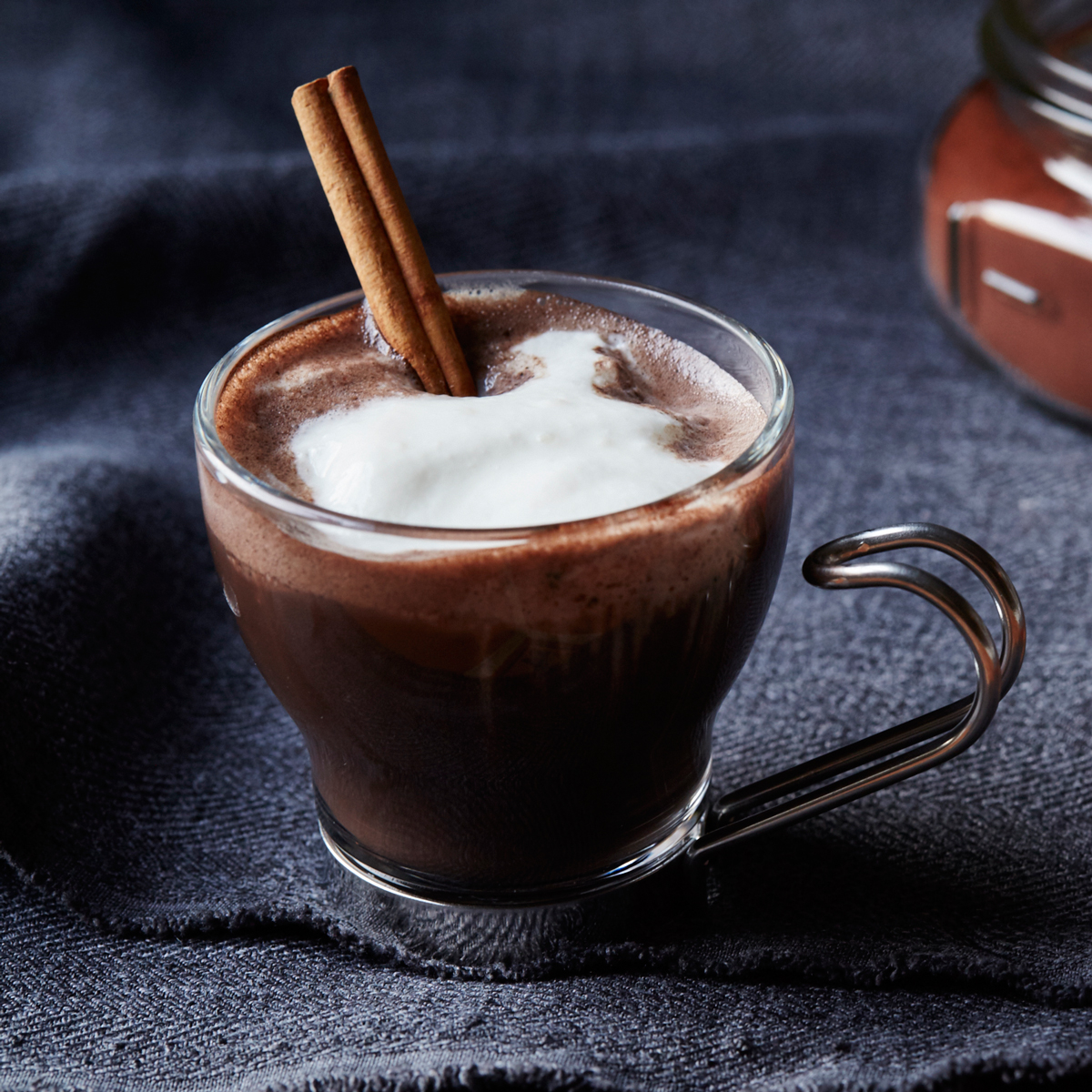 Red Velvet Hot Chocolate Recipe Southern Living