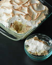 Miss Myra's Banana Pudding