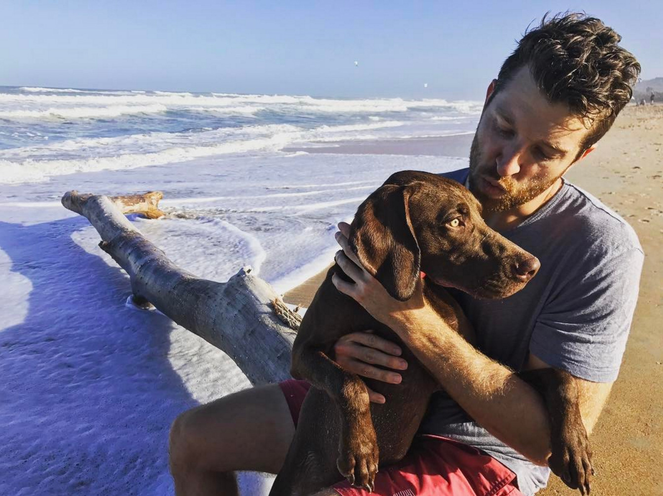 Brett Eldredge's Guide to Being the Ultimate Dog Dad