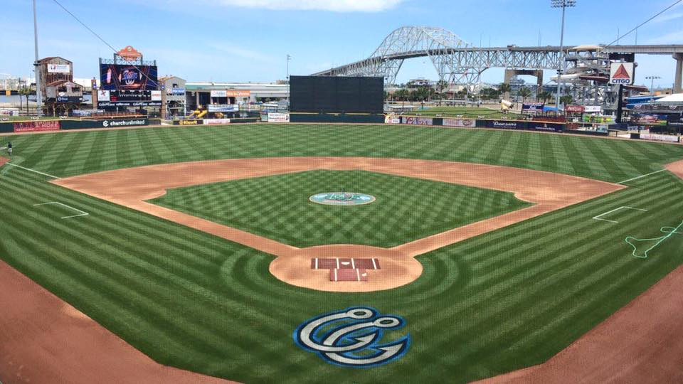 Whataburger Field in Corpus Christi, TX